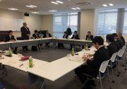 JA栃木青年部連盟「栃木県農政部との意見交換会」を開催しました