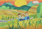 第44回「ごはん・お米とわたし」作文・図画コンクール 入賞作品を掲載しました